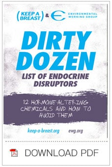 Dirty Dozen Endocrine Disruptors  – 12 Hormone-Altering Chemicals and How to Avoid Them