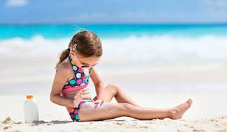 EWG's Sunscreen Database