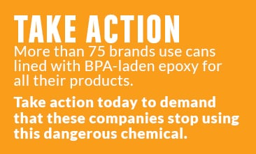 Take action today to demand that these companies stop using this dangerous chemical.