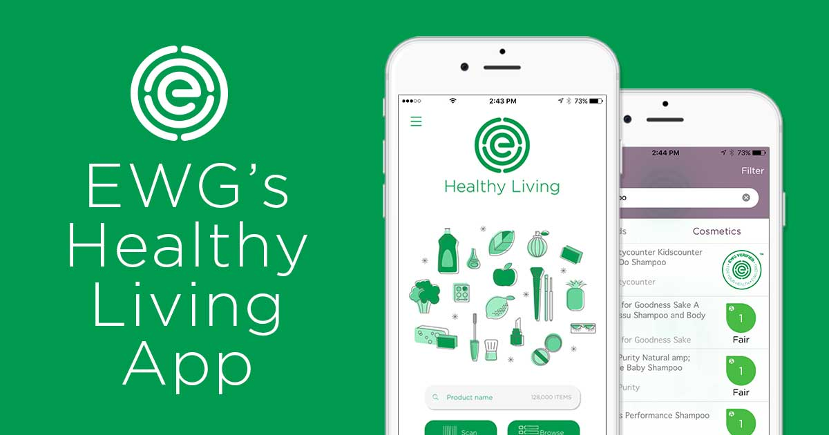 EWG's Mobile Apps