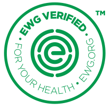 EWG VERIFIED™ logo