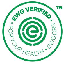 EWG Verified™ logo