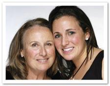 Annette and Heather Gellert