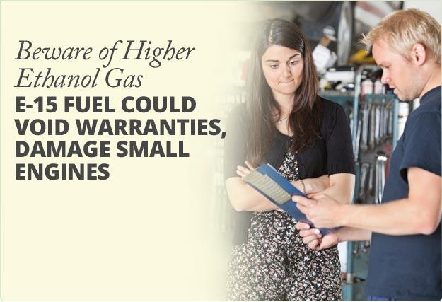 Ethanol Report Highlights