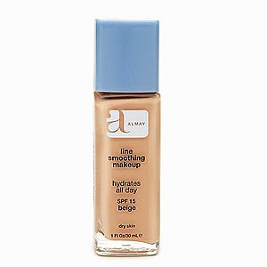 Almay Line Smoothing Liquid Makeup, Beige 240, SPF 15 (old ...
