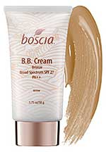Product picture: Boscia BB Cream (Bronze or Light), SPF 27