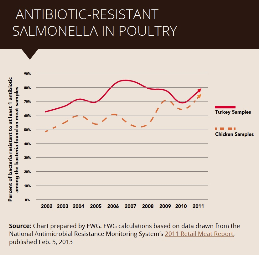 Salmonella Antibiotic Resistance