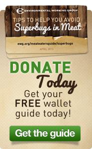 Donate to EWG