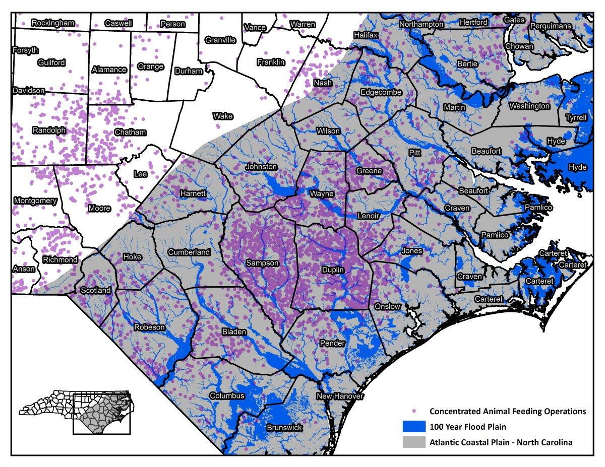 Year Flood Plain Maps on