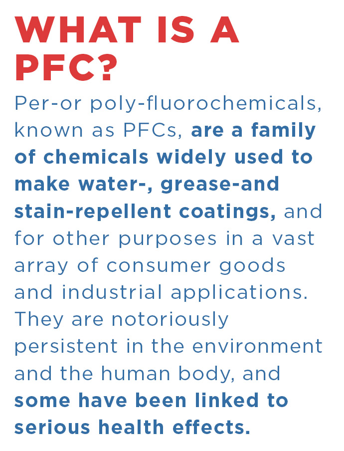 What is a PFC
