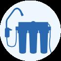 reverse osmosis icon