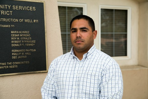 Picture of Raul Barraza Jr., Arvin, Calif.