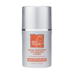 487df1f441c38 Suntegrity Skincare Natural Moisturizing Face Sunscreen   Primer Lotion