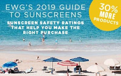 EWG's Guide to Sunscreens