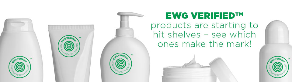 Learn about EWG VERIFIED™