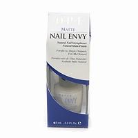 OPI Nail Envy Natural Nail Strengthener, Matte (old formulation ...