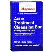 Ewg Skin Deep Walgreens Acne Treatment Cleansing Bar 2014
