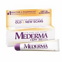 Mederma Scar Cream + SPF 30 Sunscreen (2014 formulation