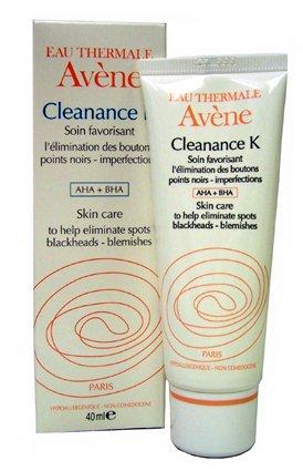 Avene Cleanance K Cream-gel (old formulation) || Skin Deep