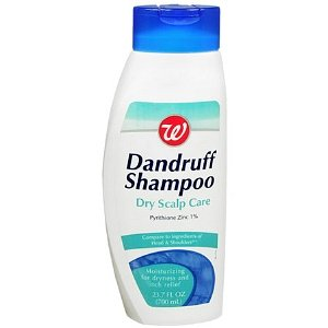 Walgreens Dry Scalp Care Dandruff Shampoo Moisturizing (old