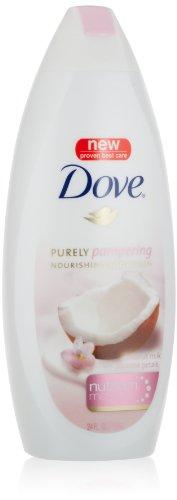 Ewg Skin Deep Dove Nourishing Body Wash Coconut Milk With Jasmine Petals Old