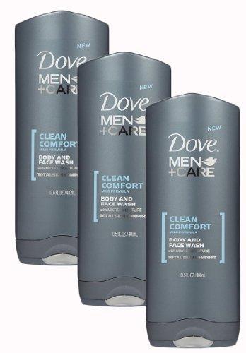 Ewg Skin Deep Dove Men Care Body Face Wash Clean Comfort 2014 Formulation Rating