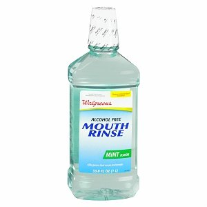 Walgreens Mouth Rinse, 11 (old formulation) || Skin Deep