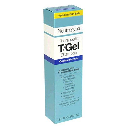 Neutrogena T/Gel Shampoo Original Formula (old formulation) || Skin