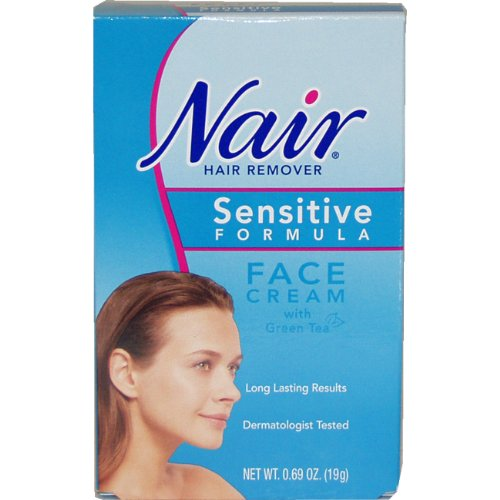 Ewg Skin Deep Nair Hair Remover Sensitive Formula Old