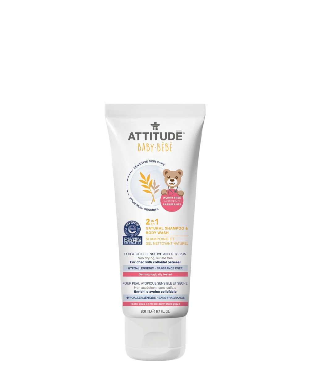 Baby Shampoo Products Skin Deep Cosmetics Database Ewg Cetaphil Moisturizing Cream Face Ampamp Body Attitude 2 In 1 Natural Wash