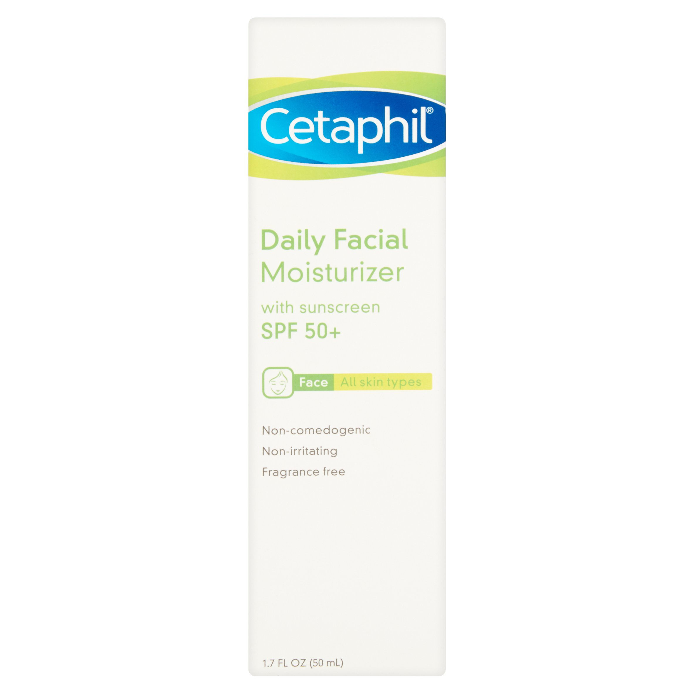 Cetaphil Daily Facial Moisturizer Spf 50 2017 Formulation Special Package Mom And Baby