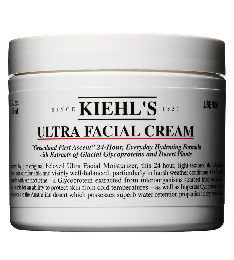 Kiehls Ultra Facial Cream Spf 30 2017 Formulation Skin Deep Baby Lip Balm