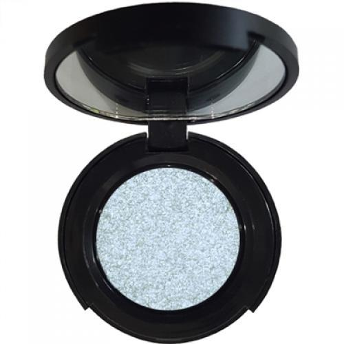Maia's Mineral Galaxy Pressed Mineral Eyeshadow Silver Sand