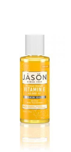 JASON Vitamin E Skin Oil, Maximum Strength || Skin Deep