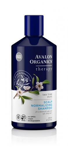 Avalon Organics Therapy Tea Tree Mint Scalp Normalizing Shampoo Is 2 Ing Concerns