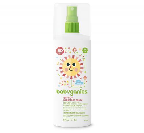 Ewg Skin Deep Babyganics Mineral Based Sunscreen Spf 50 2014