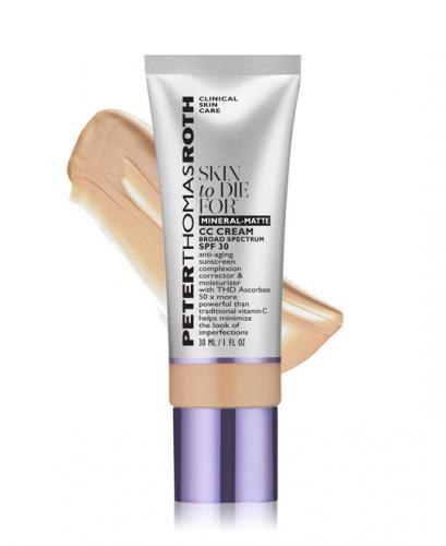 Ewg Skin Deep Peter Thomas Roth Skin To Die For Mineral Matte