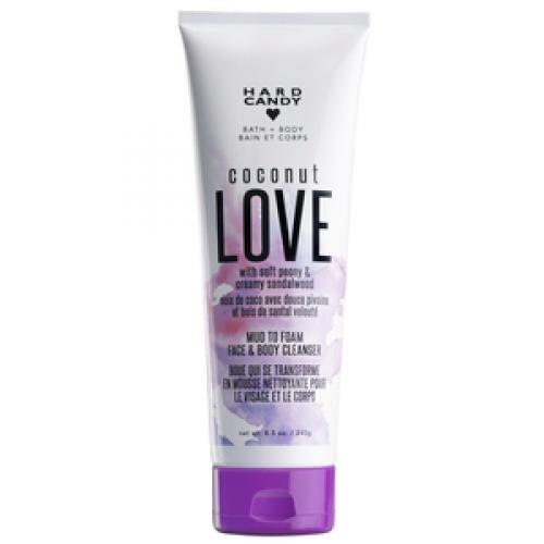 Hard Candy Coconut Love Face and Body Cleanser || Skin Deep